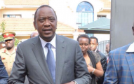 uhuru-pays-his-respect-to-issac-rutos-daughter