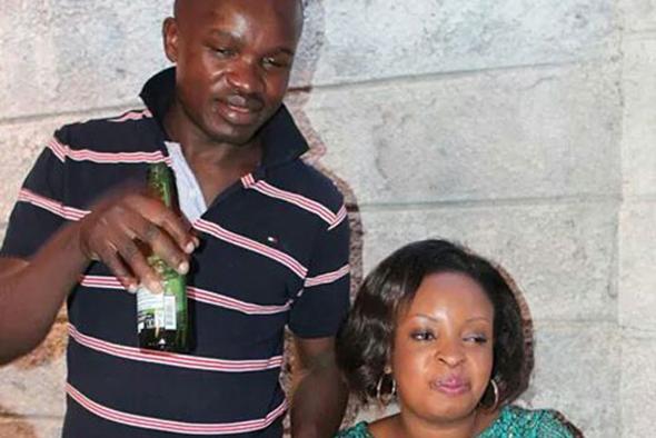 linda wanjiku and bar owner