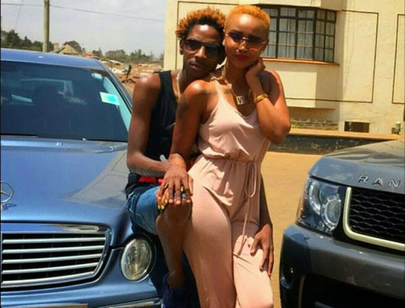 Eric and Huddah dating